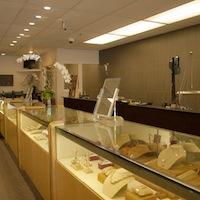 the inside of Smoke Tree Jewelers